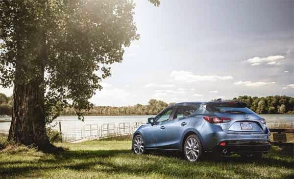 2015 Mazda 3 2.5L Manual Hatchback Review Canada