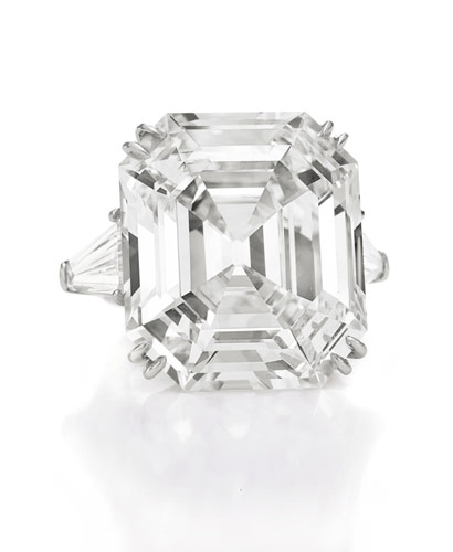 The Elizabeth Taylor Diamond, Estimate: $2,500,000 – $3,500,000