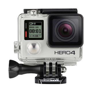 GoPro HERO4 Silver Action Cam