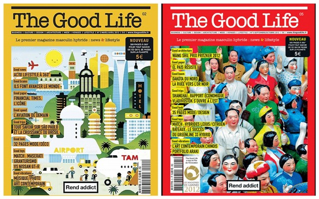 the good life magazine