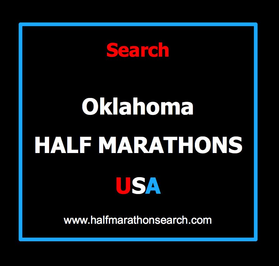 Oklahoma Half Marathons