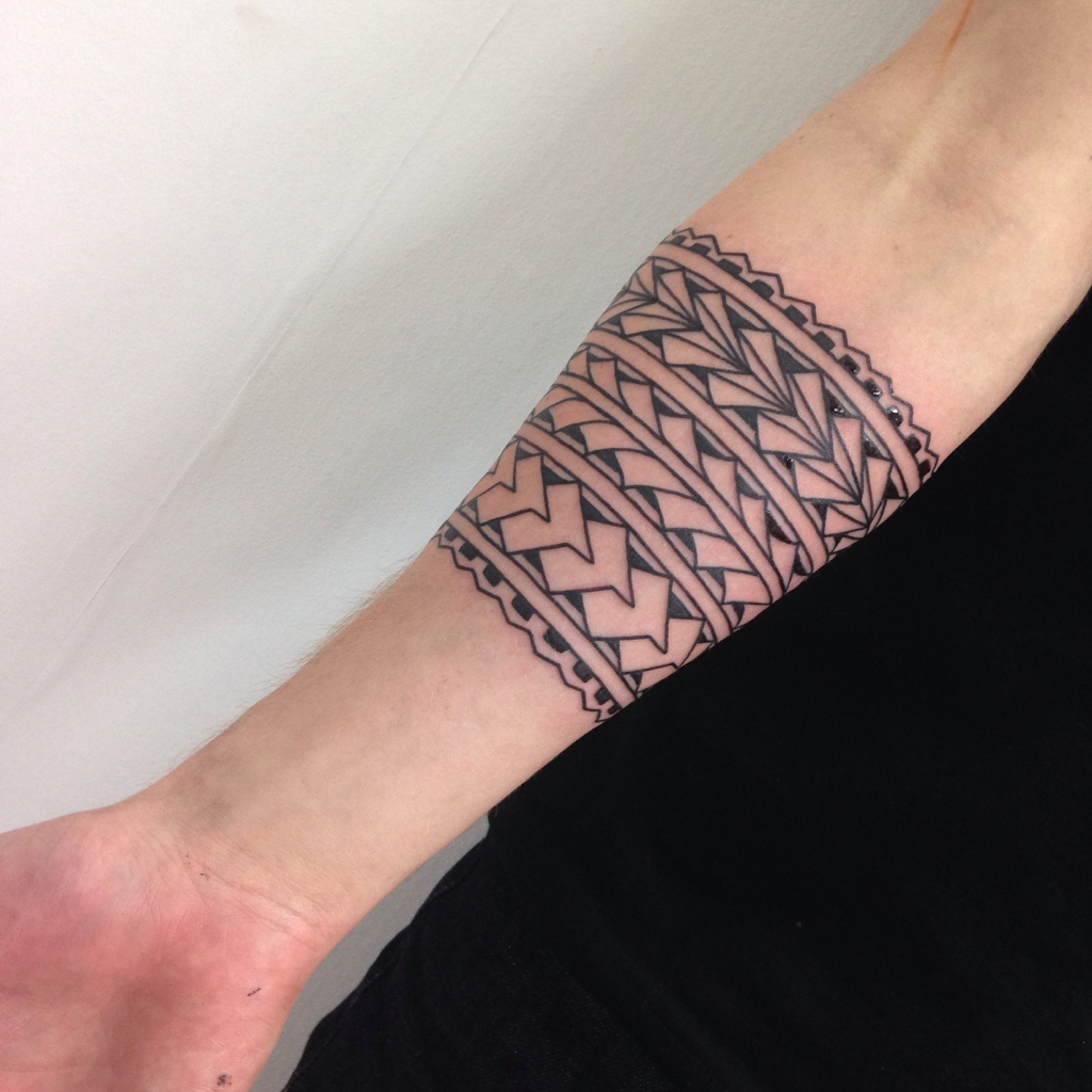 Classic Tribal Armband Tattoos Designs For Men And Women Tattoo