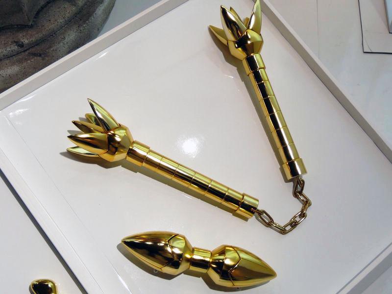 Cavaleiros do Zodíaco - Armaduras Tamanho Real 10