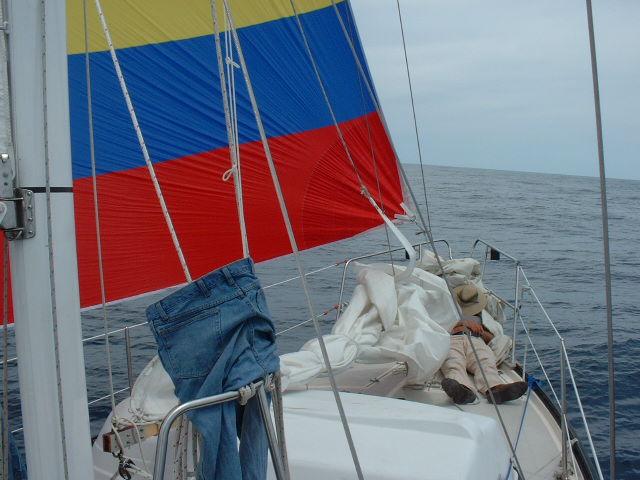 Drifter Sailing