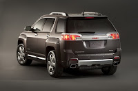GMC Terrain Denali (2013) Rear Side
