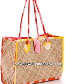 Straw Handbags from Bali Indonesia