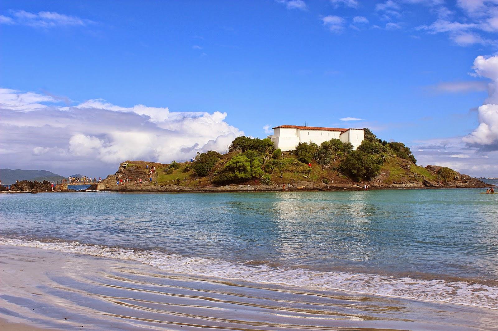 Praia do Forte em Cabo Frio