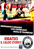 IL CALCIO STORICO...