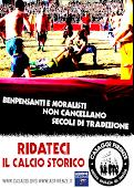 IL CALCIO STORICO...