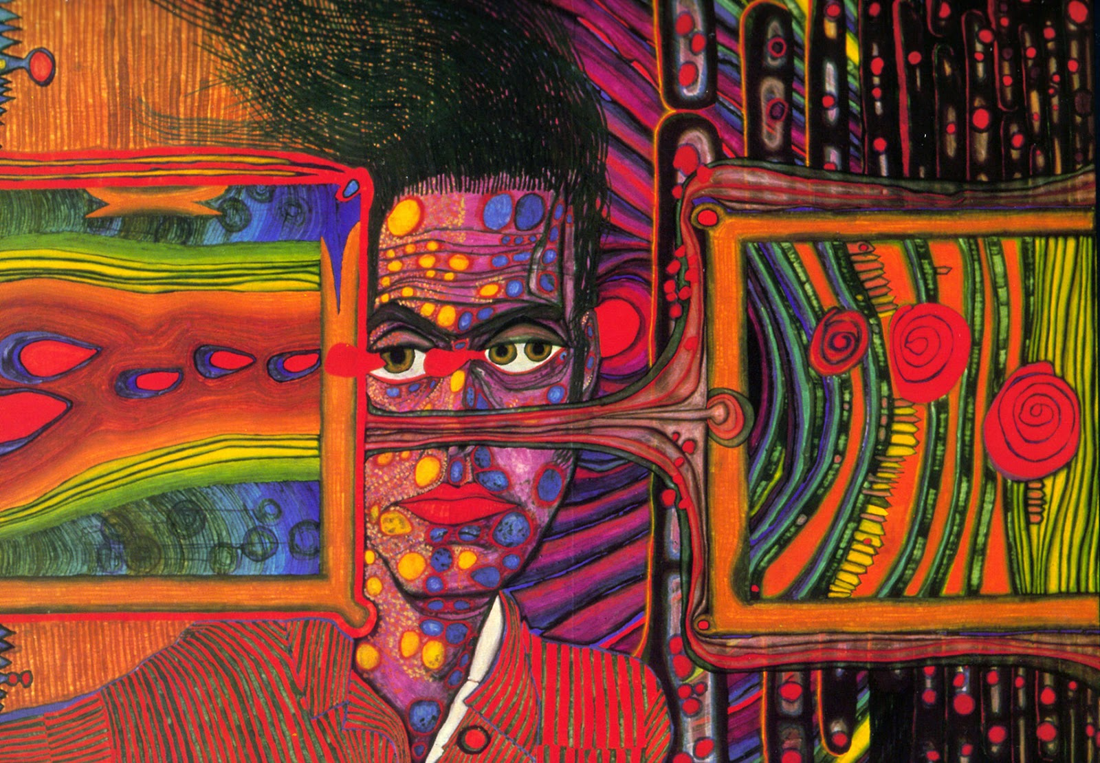 Intelliblog: ART SUNDAY - HUNDERTWASSER