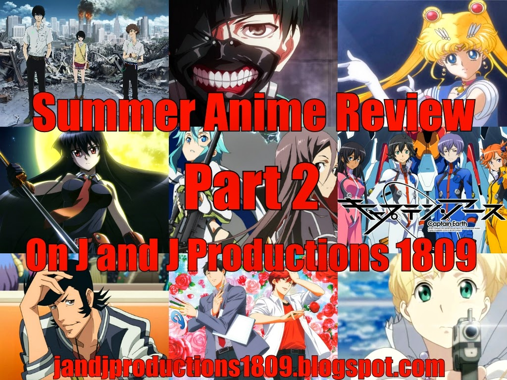 j and j productions summer anime review top 20 part 2
