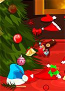 Новогодняя уборка - Онлайн игра для девочек