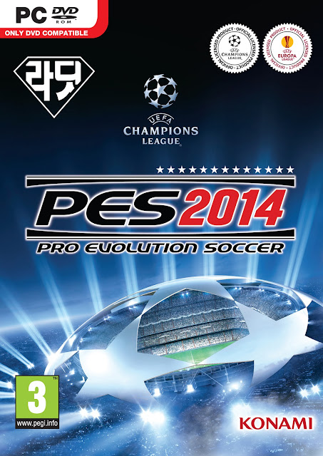 PES 2014 PC, Xbox 306 & PS3 Download