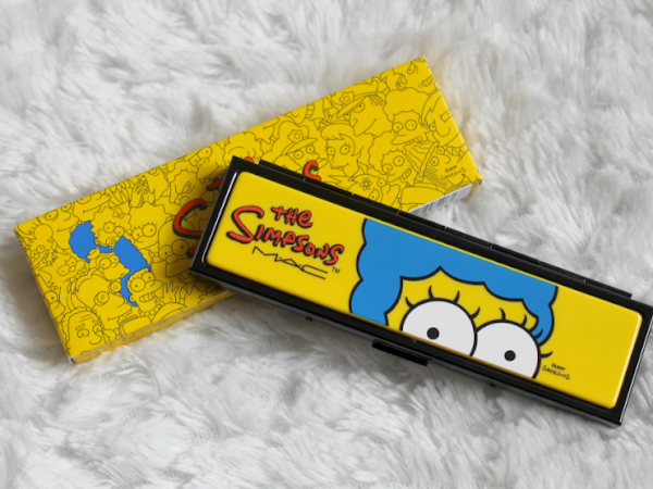 MAC The Simpsons Marge's Extra Ingredients Quad.
