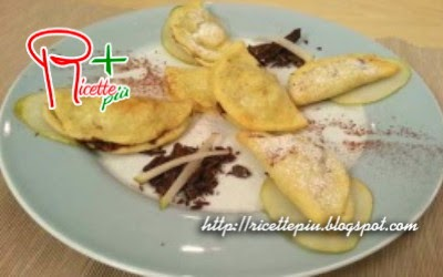 Fagottini Pere e Cioccolao di Cotto e Mangiato