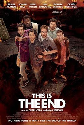 This Is the End [2013] [720p.BluRayx264] Ingles, Subtitulos Español Latino (srt)