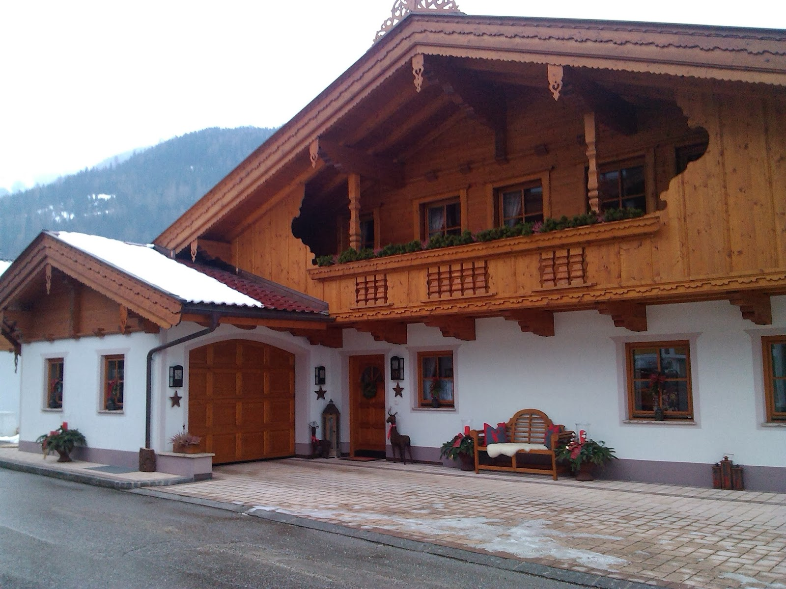 Alpbach Hotel Post