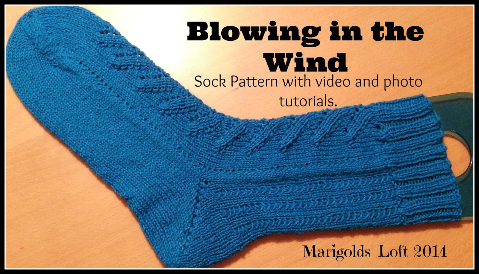 blowing in the wind sock tutorial pattern