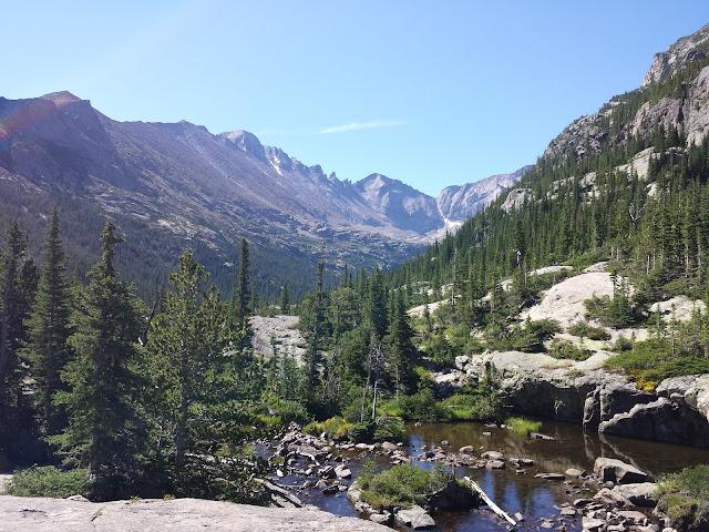 Mills Lake approach