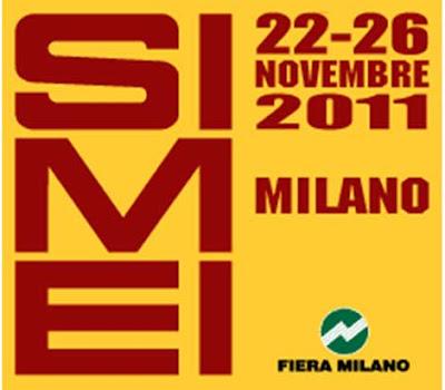 SIMEI 2011 (イタリア・ミラノ醸造&ボトリング関連機器国際見本市)