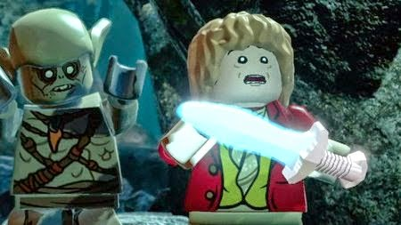 Lego The Hobbit 2014
