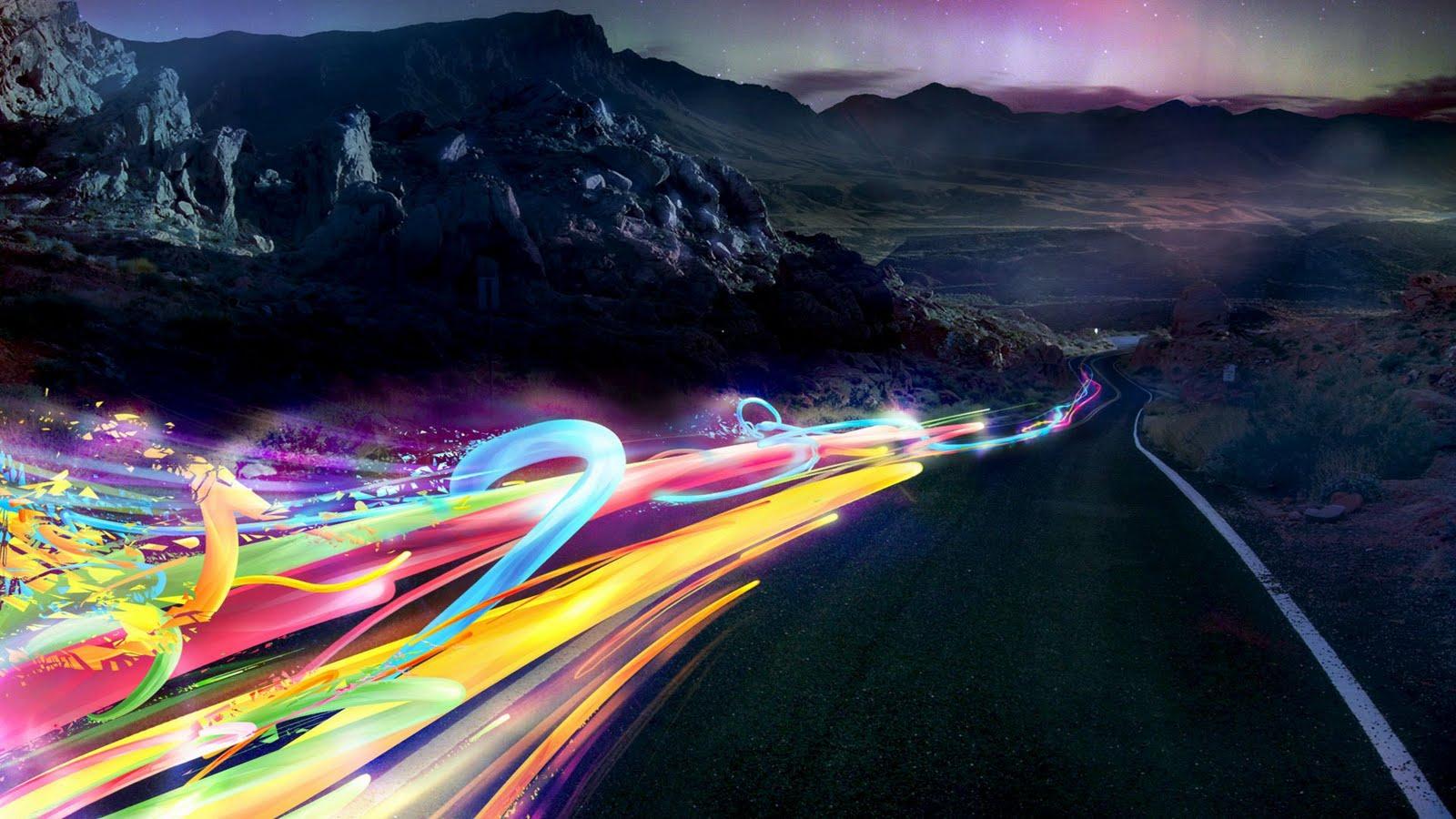 Fondos abstractos de colores - Taringa!