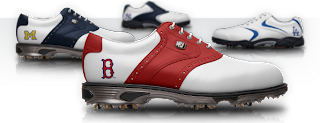Personalized NCAA & MLB MyJoys Men & Women's Golf Shoes