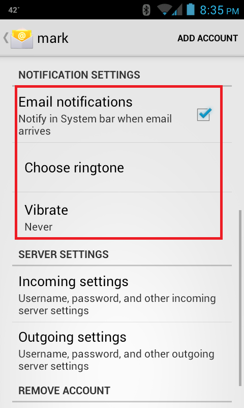 How to change notification sounds on your Android phone
