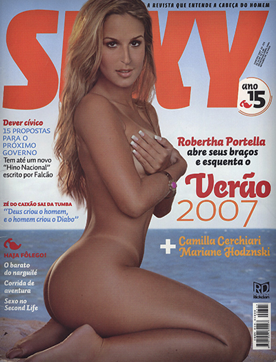 robertha portella sx Download   Robertha Portella   Revista Sexy