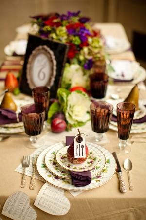 decorar mesa para boda