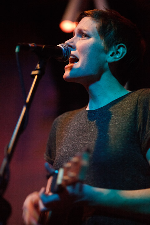 Allo Darlin' @ Glasslands, 10/10/2014