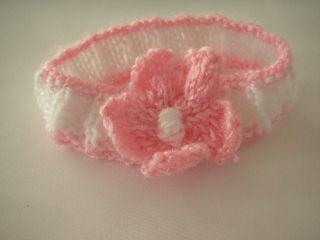 Baby Headband Knitting Pattern : Knitting Galore: Cute Baby Headband