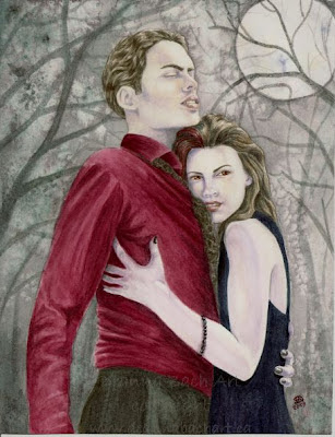 Vampire Lovers by Deanna Bach-Talsma