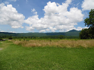 A beautiful view in Cades Cove
