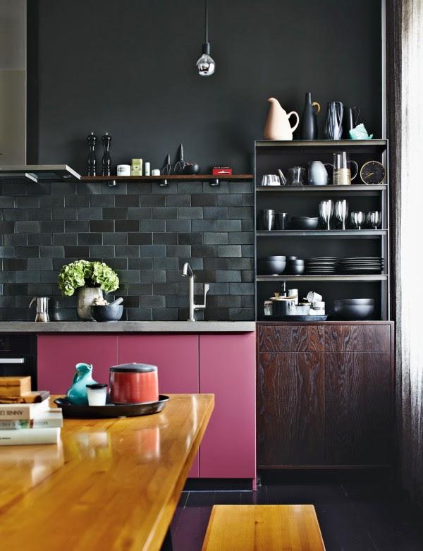 Los 5 Mejores diseños de Habitaciones Negras