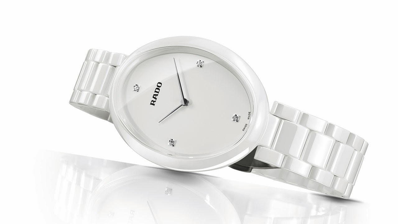 Rado Esenza Ceramic Touch Watch