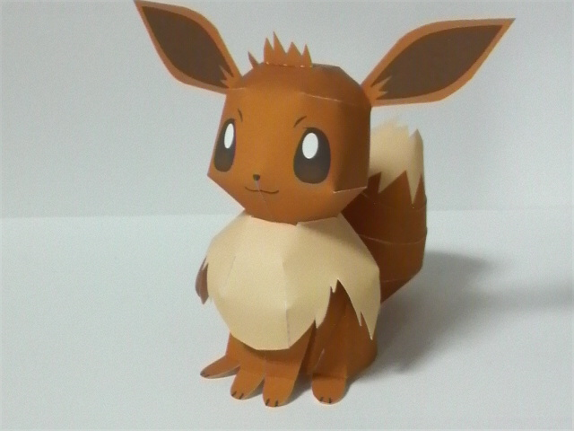 Pokemon paper crafts to print papercraft for Pokemon crafts for kids