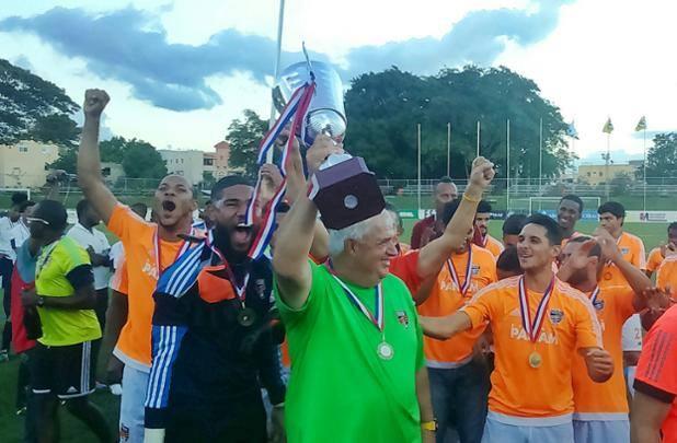 Cibao FC Campeón Copa Dominicana 2015
