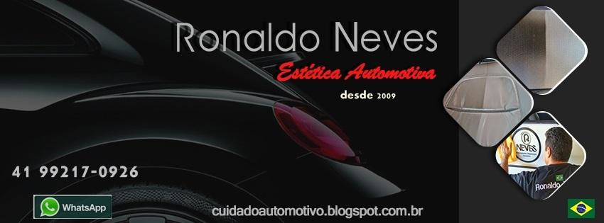 Cuidados com o carro - Ronaldo Neves
