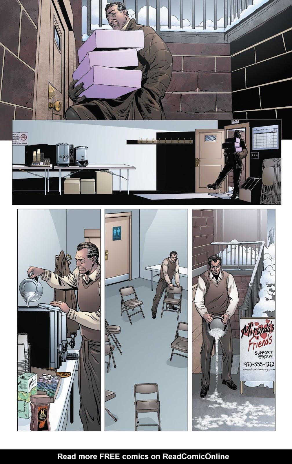 Read online Astro City comic -  Issue #50 - 5