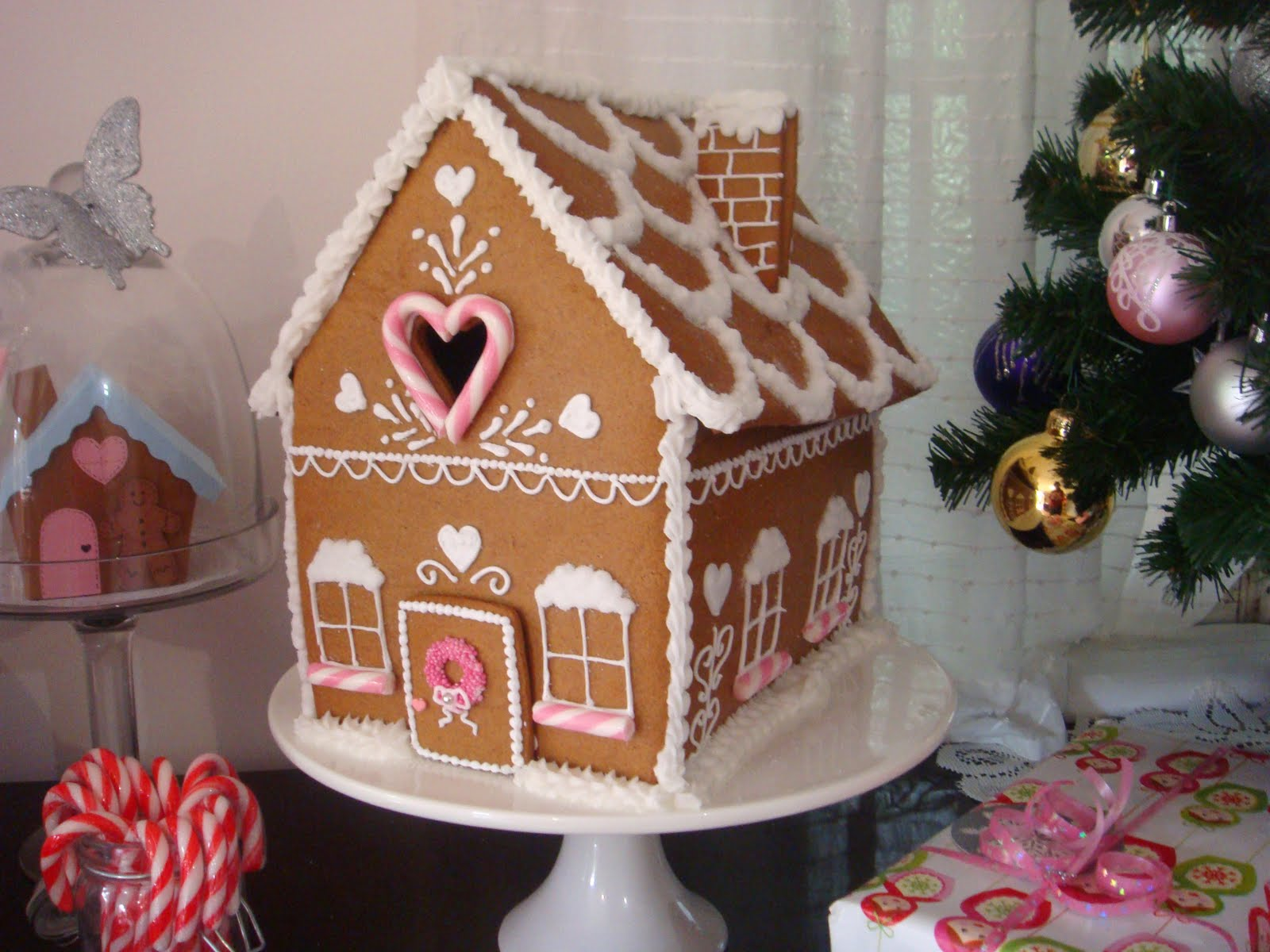 How To Make A Gingerbread House | Search Results | All Simply Cooking ...