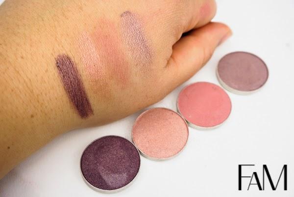 Makeup Geek Cosmetics Eyeshadow and Pigment Review and Swatches, makeupgeek, makeupgeektv, futilitiesandmore, futilitiesmore, beauty blog, makeupgeekcosmetics, z palette, diy z palette,
