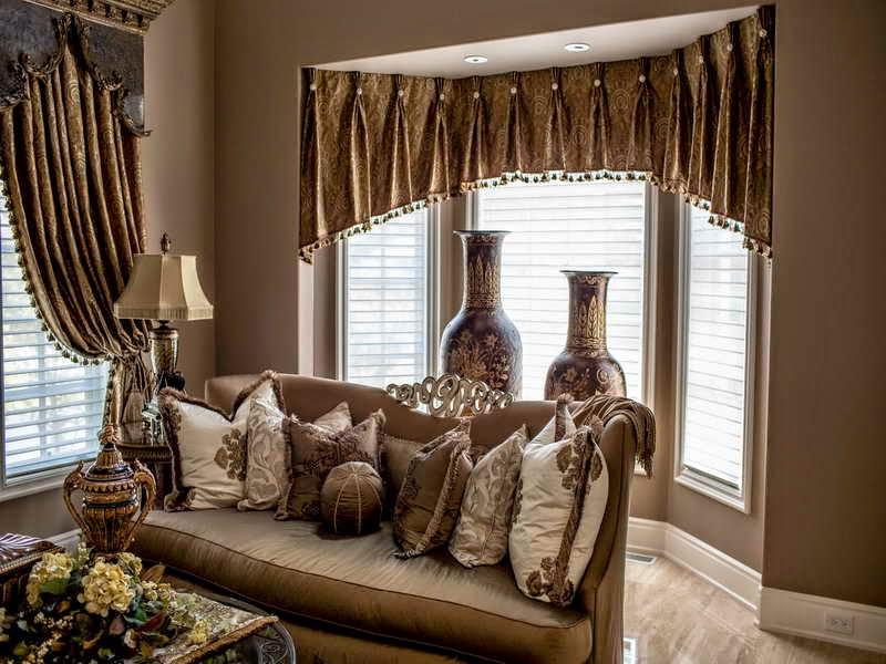 Drapery Design Ideas - Interior Design