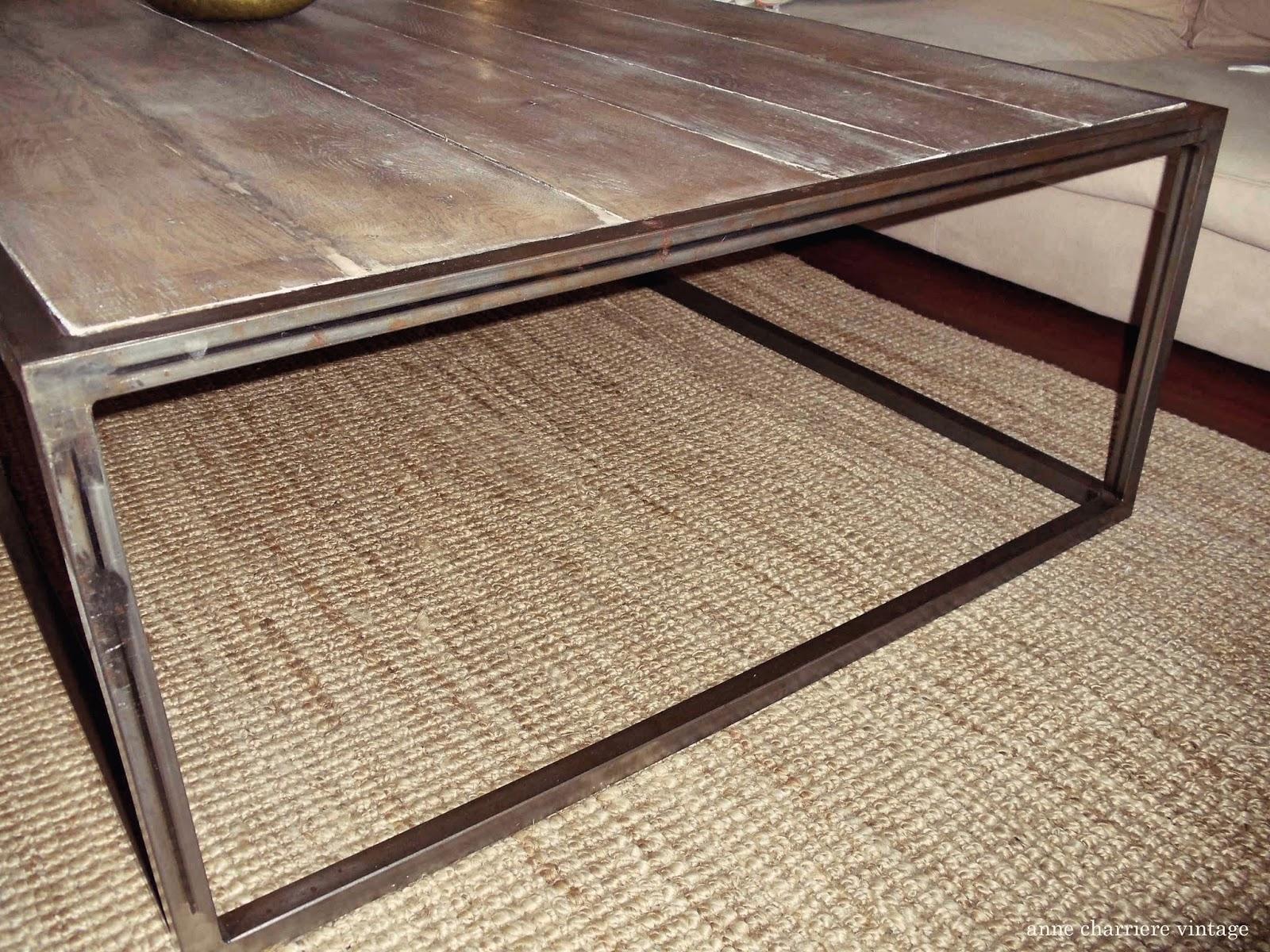 anne charriere vintage, mesa diseño industrial,