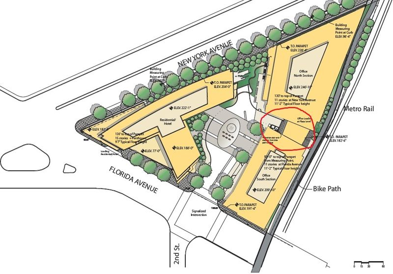 A trip within the beltway tiber creek transition to be House plans for triangular lots