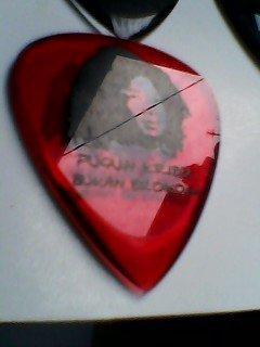 bagaimana cara memetik senar gitar dengan pick (plektrum) Chord Kentrung Senar 3 Lagu