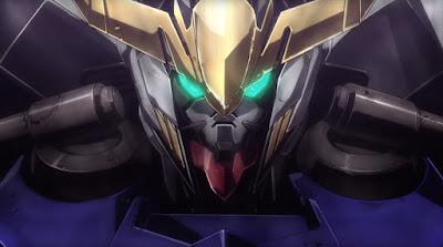 Gundam: Iron-Blooded Orphans [G-Tekketsu]
