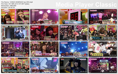 Download 120822 AKBINGO! Ep 200 Subtitle Indonesia