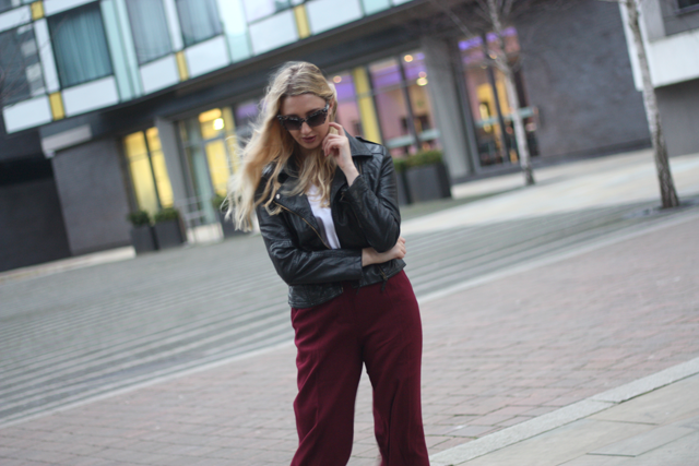 wide leg trousers uk fashion blog