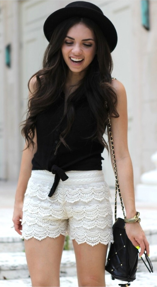 Fashion shorts, Latest fashion and Shorts on Pinterest